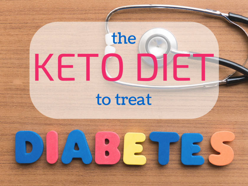 keto diet to treat diabetes