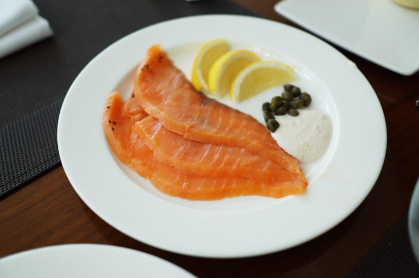 salmon healthy fat