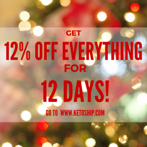 12 % OFF EVERYTHING