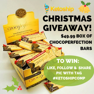 ketoship instagram competition