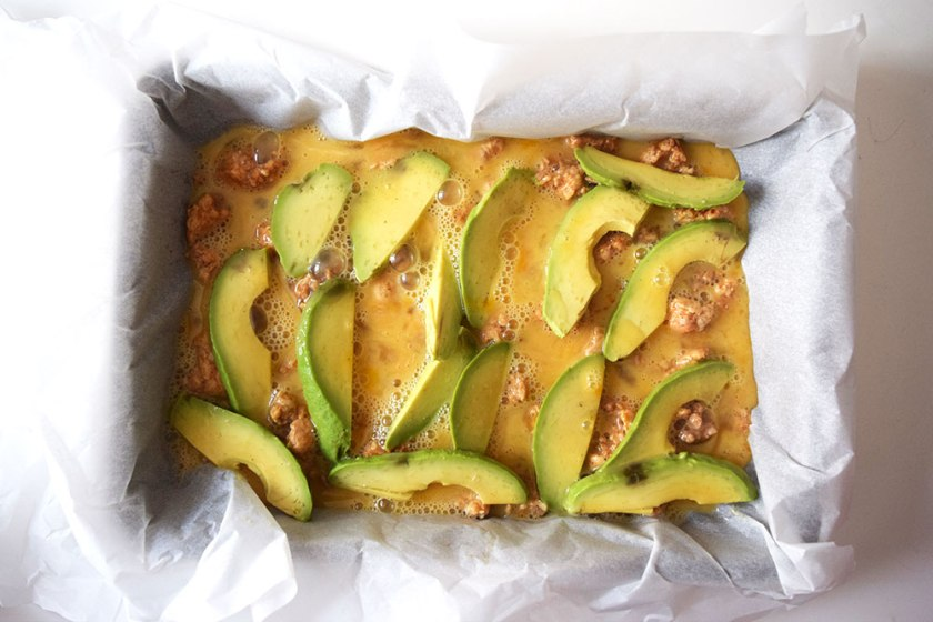 Delicious Southwestern Pork and Avocado Casserole | Ketoship