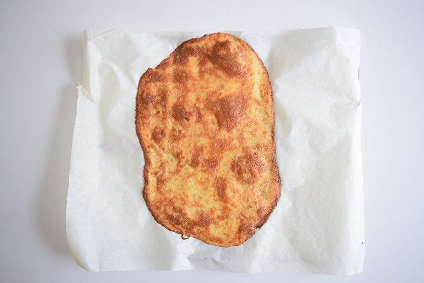 Creamy Mushroom Fathead Pizza | Ketoship