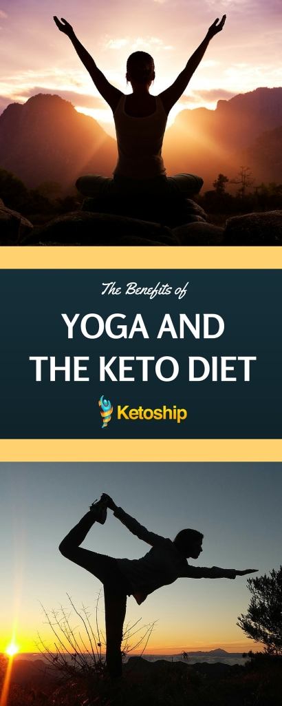 The Benefits of Yoga and Ketogenic Dieting - How combining yoga with #lowcarb dieting can improve fatloss