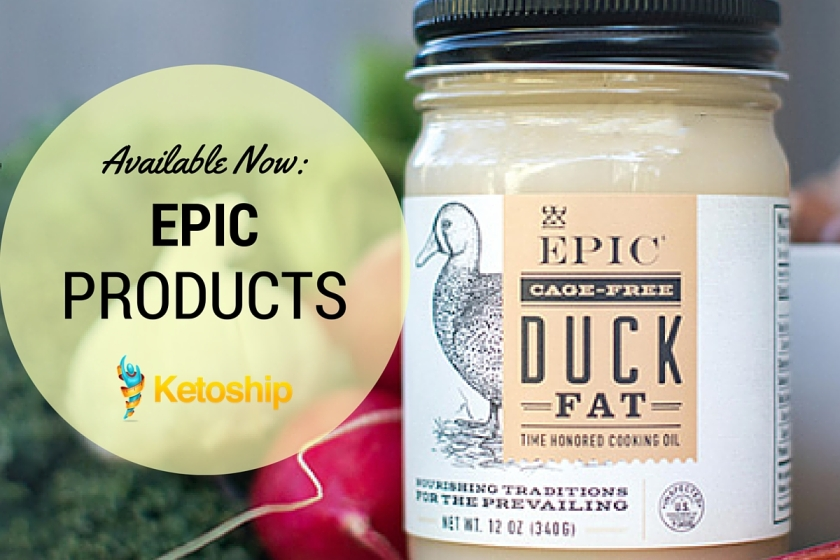 epic keto products
