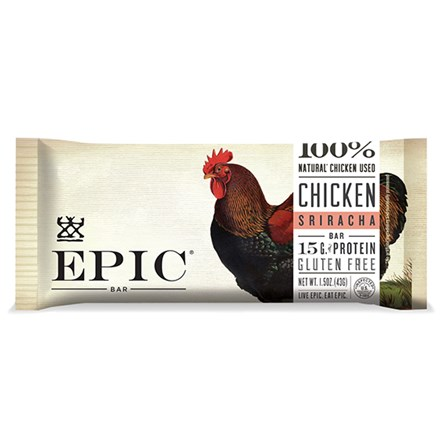Try EPIC snack bars today
