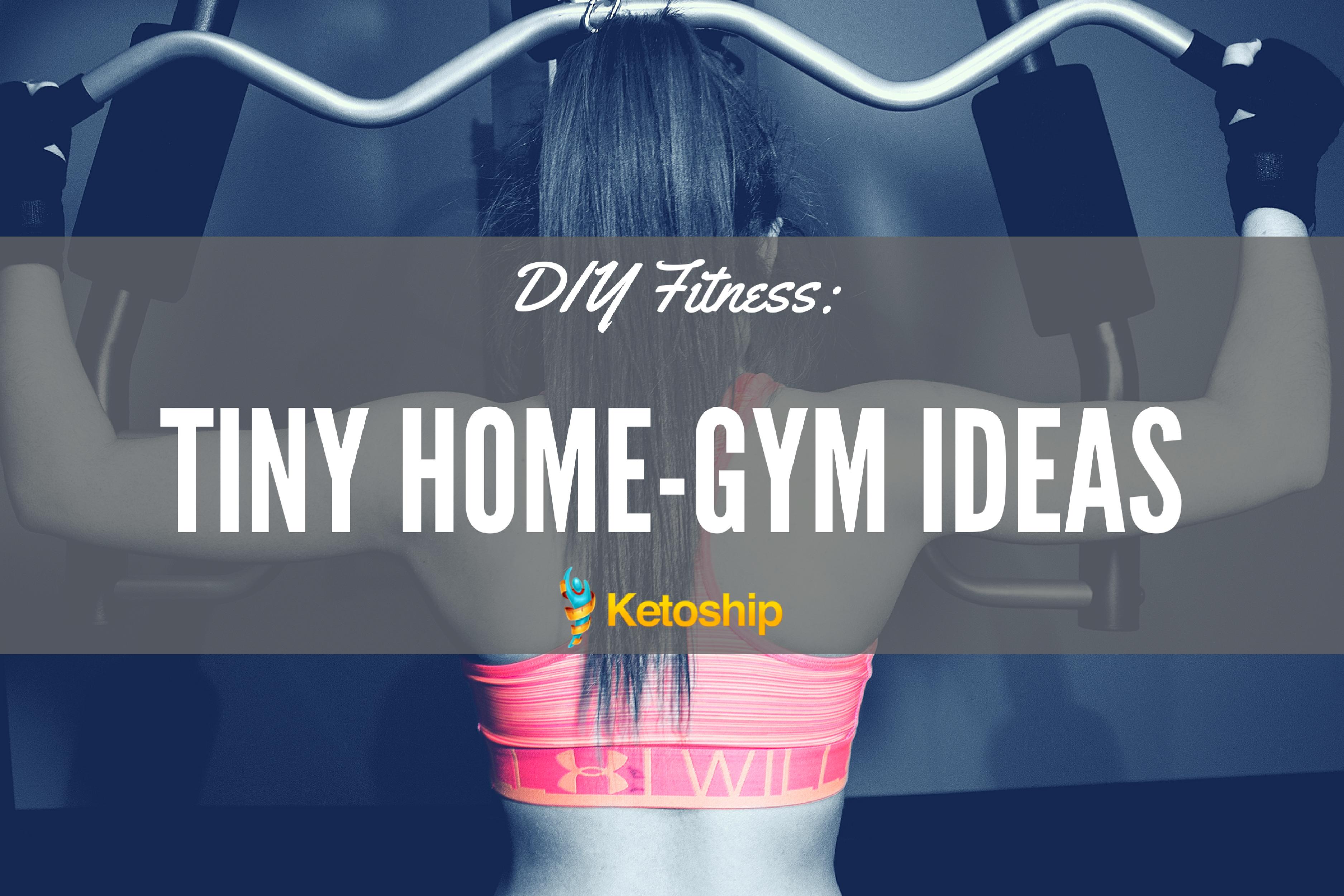Tiny Gym Ideas For Apartment Living Ketoship